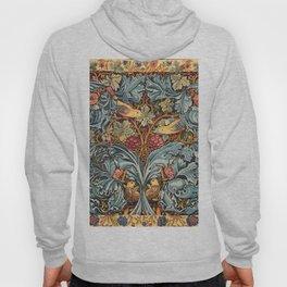 """William Morris """"Acanthus and vine"""" 2. Hoody"""