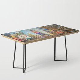 Times Square Hustle Coffee Table