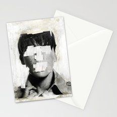 Faceless | number 02 Stationery Cards