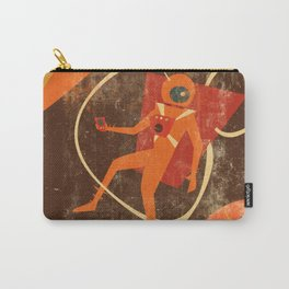 Welcome to Space Carry-All Pouch