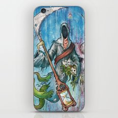 The reaper iPhone & iPod Skin