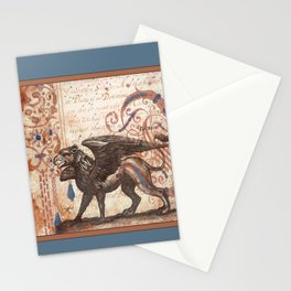 Dominions Stationery Cards