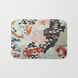 Abstract painting Bath Mat
