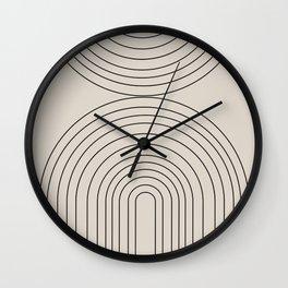 Arch II Wall Clock