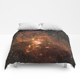 Beautiful Star Formation Comforters