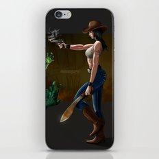 Machete! iPhone & iPod Skin