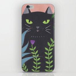 Jungle Cat iPhone Skin