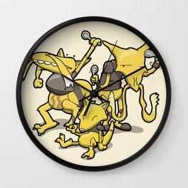 Pokémon - Number 63, 64 & 65 Wall Clock