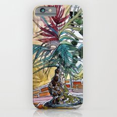 Sunny Palm Tree iPhone 6 Slim Case