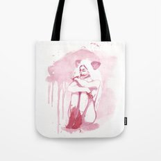 Dirty Paws Tote Bag