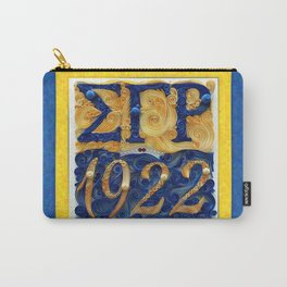Sigma Gamma Rho 1922 Carry-All Pouch