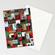 Not Home Alone Stationery Cards