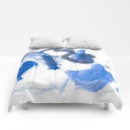 Generous Soul Watercolor Comforters