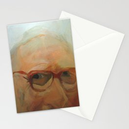 The Man With the Look - the Look III Stationery Cards