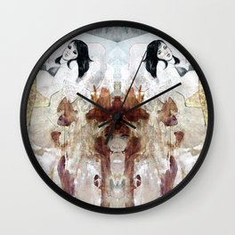 OH  Wall Clock