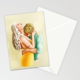 You Leave Me Breathless - Nikolina Stationery Cards