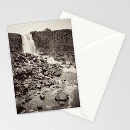 National Park, Iceland Stationery Cards