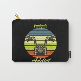 Panigale Addict Funny Shi Carry-All Pouch