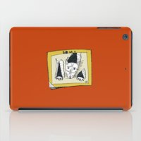 psycho iPad Cases featuring PSYCHO-Soma by kevicort
