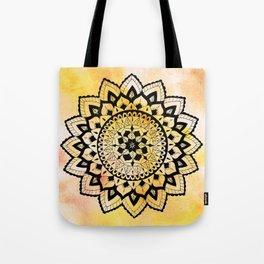 Desert Mandala Tote Bag