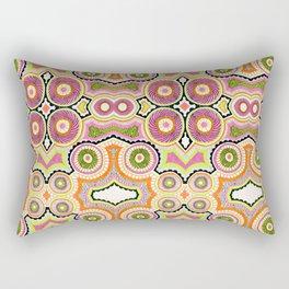 Bubblegum Hypnosis Rectangular Pillow