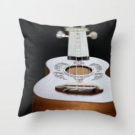 Better Place Throw Pillow