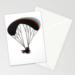 Paragliding RGB Stationery Cards