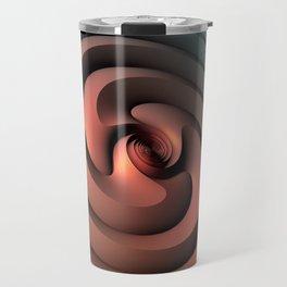 Spiraling One Travel Mug