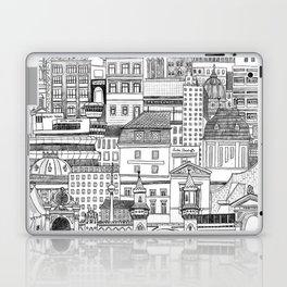 Berlin - cityscape print - architecture Laptop & iPad Skin