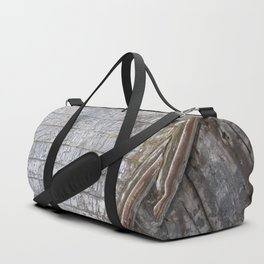 Washed-up Duffle Bag