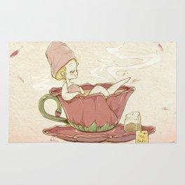 Tea Bath Rug