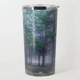 Forest in North Kessock, The Highlands, Scotland Travel Mug