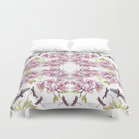 fairy tale Duvet Covers featuring Fairy tale  by GigiMoll