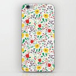 Envie de printemps iPhone Skin