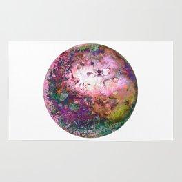 Rainbow Moon Rug