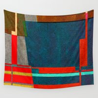 1989 Wall Tapestries featuring Knock Nevis  by Fernando Vieira