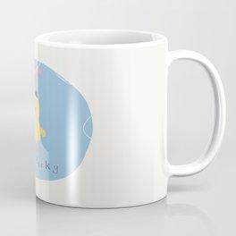 Dennis Duck Coffee Mug