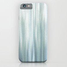 Frost in woods iPhone 6s Slim Case