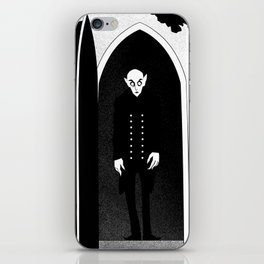Nosferatu iPhone Skin