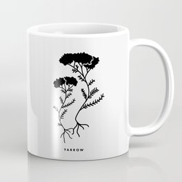Yarrow Botanical Coffee Mug