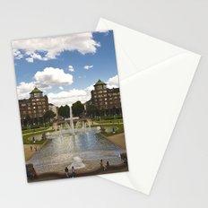 Mannheim Augustaanlage Stationery Cards