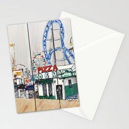 Ocean City Boardwalk  Stationery Cards