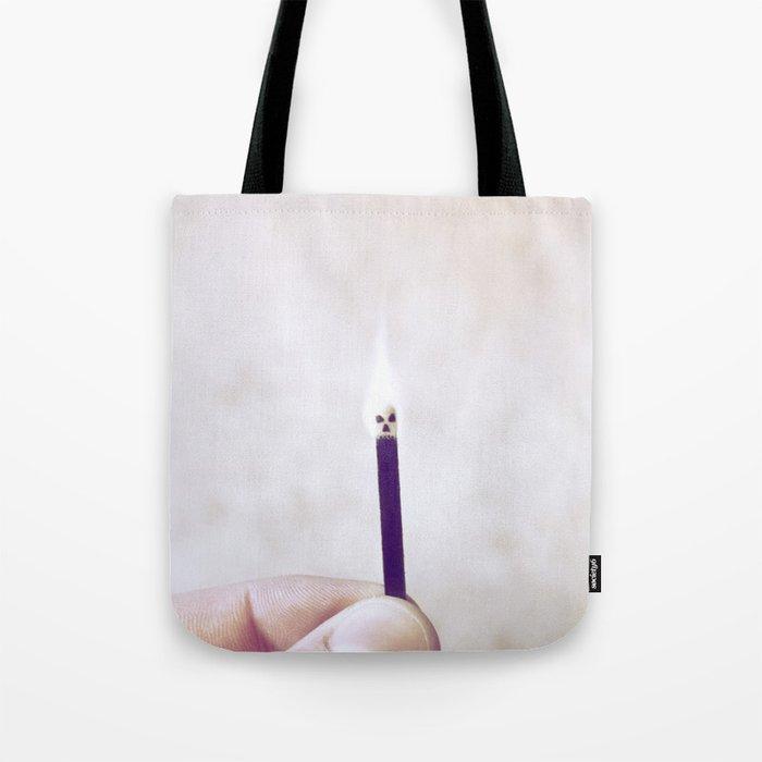 Death Match Tote Bag