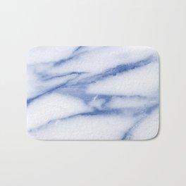 Blue Skies Marble Bath Mat