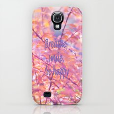 Forest Delight Slim Case Galaxy S4