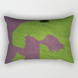 Hulk Rectangular Pillow