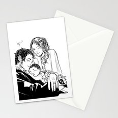 Loving Family Stationery Cards