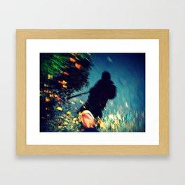 HI everyone! Framed Art Print