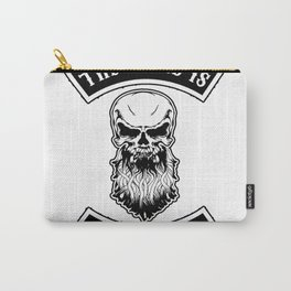 The beard is my birth Carry-All Pouch