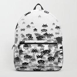 Invaded III B&W Backpack